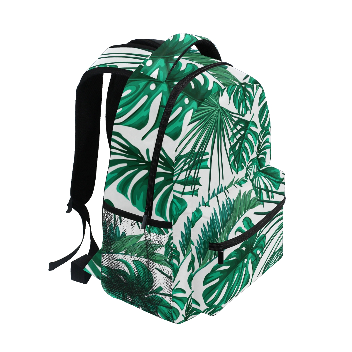 7ef89dc9606 Large-capacity DIY personalized custom pattern trend backpack-CCEE