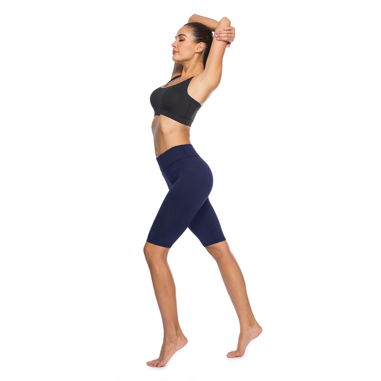 ee7ccef76140a Women's High Waist Capri Workout Yoga Pants Running Tights Active Leggings  w Side Pocket. Quanzhou Souteam Fashion Co., Ltd 29天前