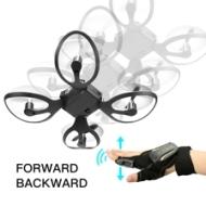 手感控制飞行器,体验飞行参与感