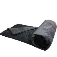 透气健康,水晶绒重力毯被套
