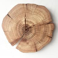 DIY木纹钟,多种款式可选