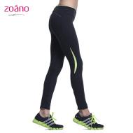 运动瑜伽裤,KAPPA、4F合作对象