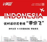 印尼快递专线4-5天速达