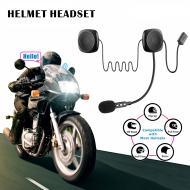 摩托车头盔蓝牙耳机,来电自动接听