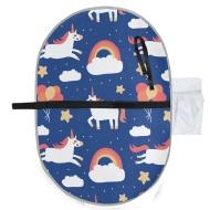 可折叠、便携式,婴儿防水隔尿垫