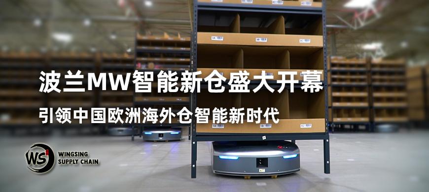 为中国智造提供卓越的海外交付—智慧海外仓 智慧供应链