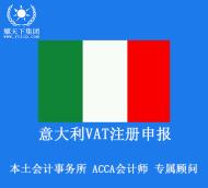 意大利VAT注册申报 包含注册费用和一年申报费用 1天下号 意大利本地会计事务所  正规持牌会计师