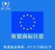 欧盟商标注册申请 6个月下R标证书 欧盟本土商标律师