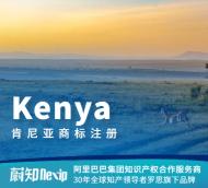 肯尼亚商标注册申请