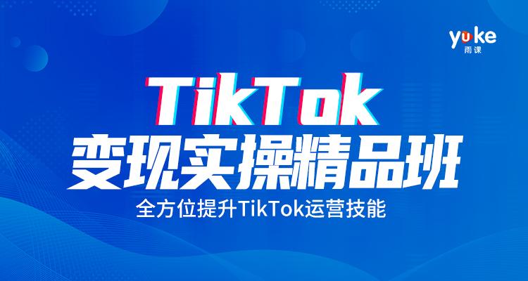 TikTok变现实操精品班