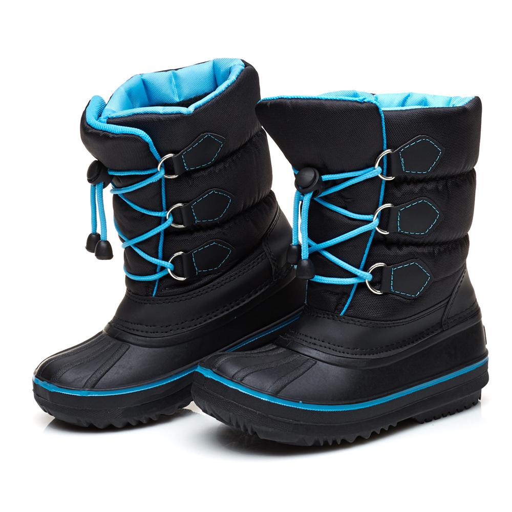 童雪地靴冬男_[童鞋]2019新款冬款加棉防滑男女童雪地靴外贸厂家货源、批发