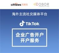 Tik Tok广告账号开户服务