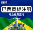 【年终大促】巴西商标注册申请
