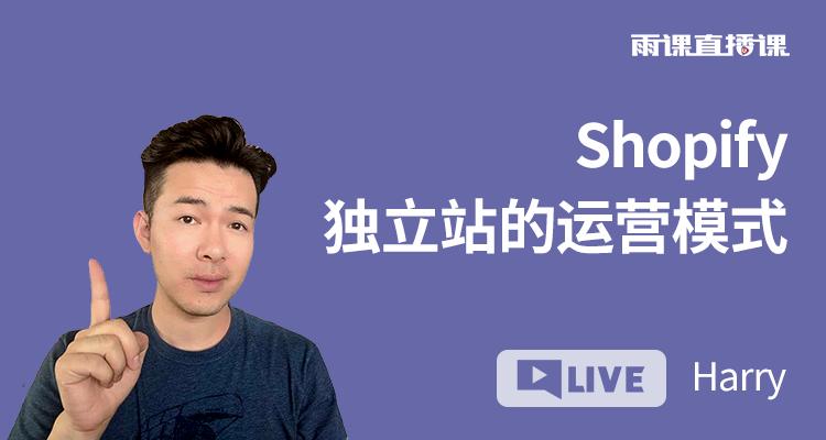 Shopify独立站的运营模式