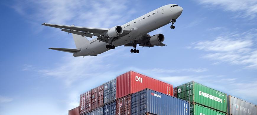 空运+直接配送——每周  3  个固定航班