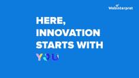 在这里,创新从你开始