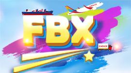 非洲中东FBX专线服务
