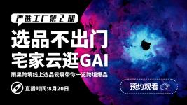 雨果跨境好物选品直播—严选工厂(第二期)