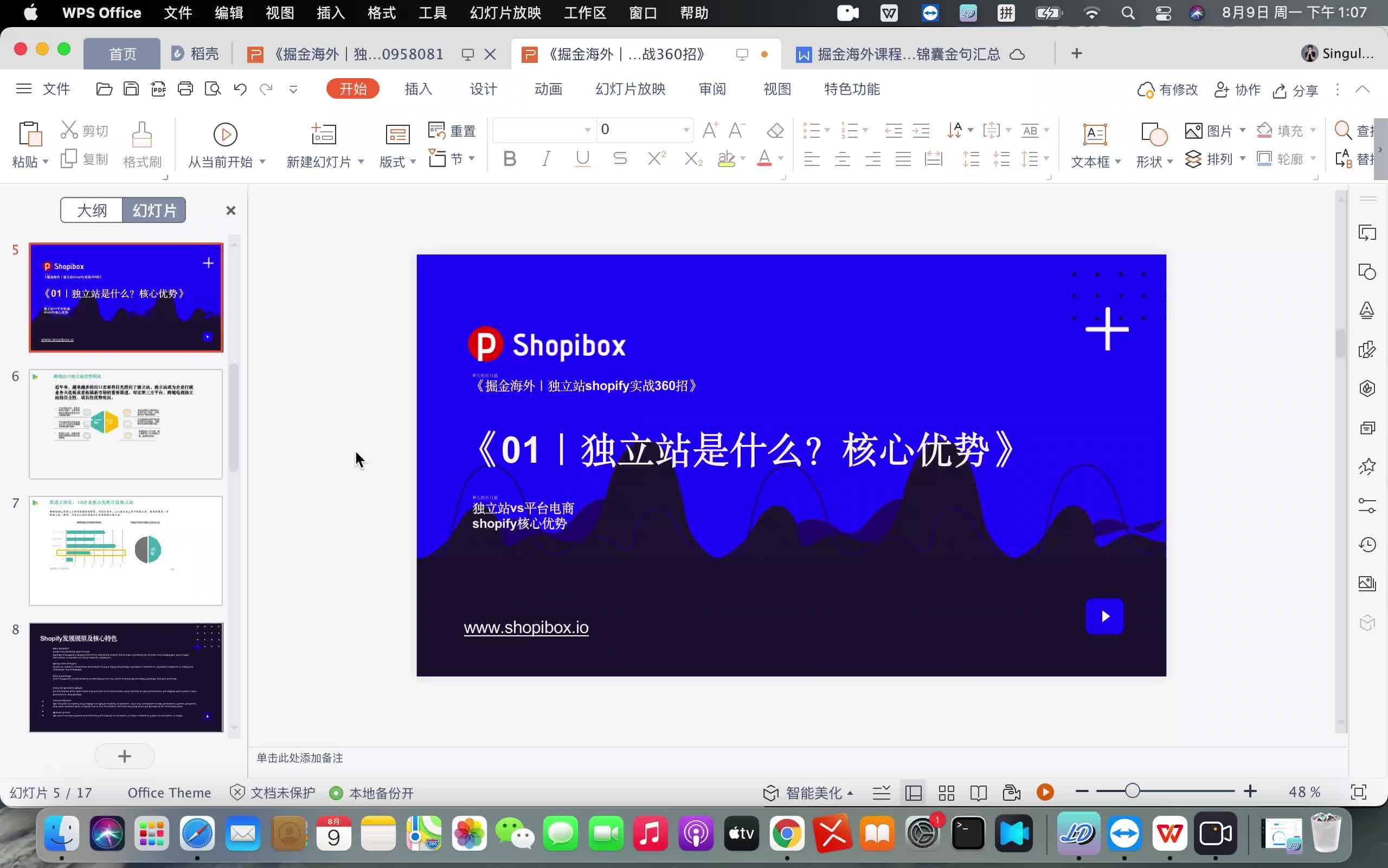 独立站是什么,有什么核心优势Shopify02