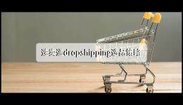 速卖通dropshipping选品策略