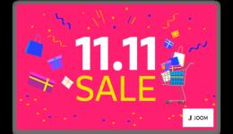 Joom平台双11大促开启报名!